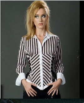 STRIPE  French shirt